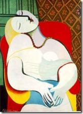 Picasso-The_Dream-Surrelism