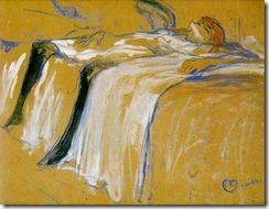 Alone Henri de Toulouse-Lautrec
