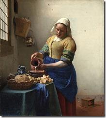 Vermeer Milkmaid-resized-600