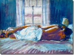 early-morning-spooning-charles-m-williams