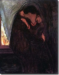 Kiss-Edvard-Munch